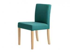 Wilton Chair, morskie fale, naturalny
